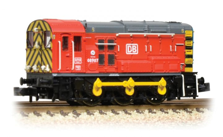 Class 08 DB Schenker