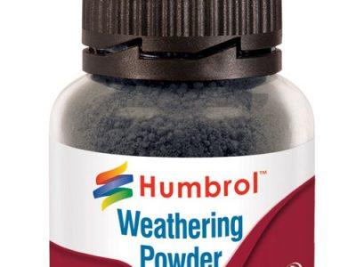 Humbrol weathering powder smoke