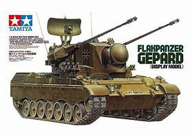Tamiya 35099 West German Anti Aircraft Tank Model Kit - J & J Models