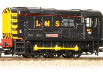 00 Guage Locomotives
