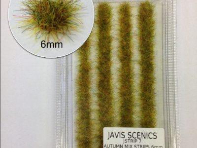 Static Grass Strip